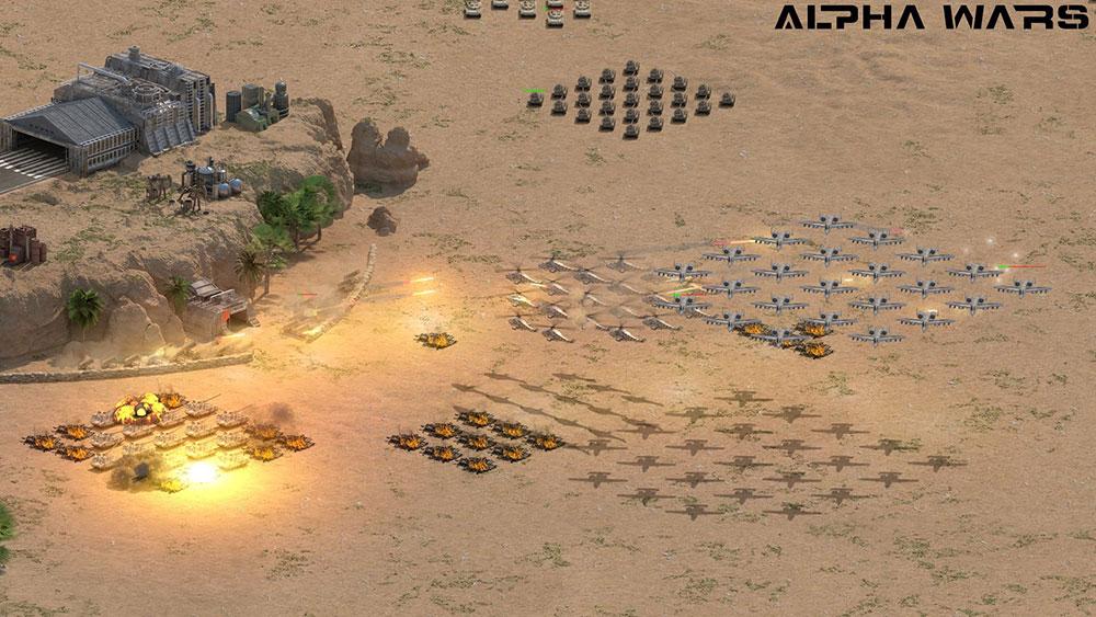 Alpha Wars фоточка