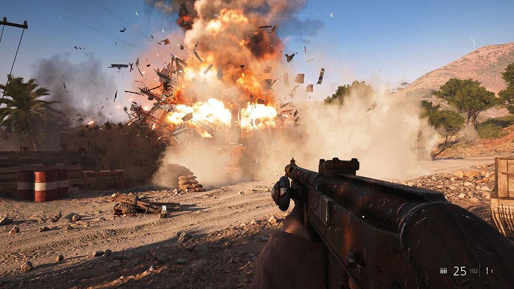 Battlefield 5 с кооперативом