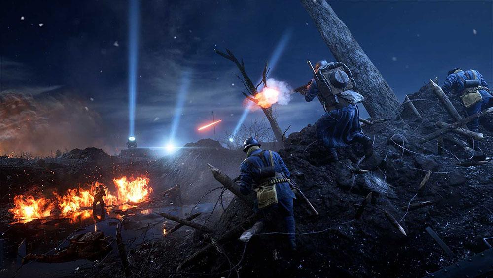 Battlefield 1 часть