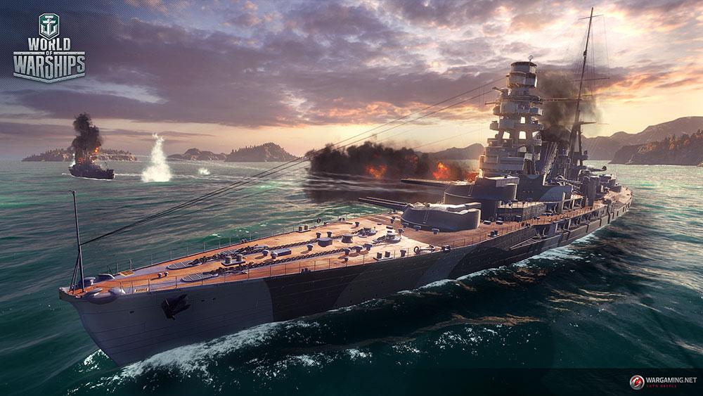 World of Warships на пк