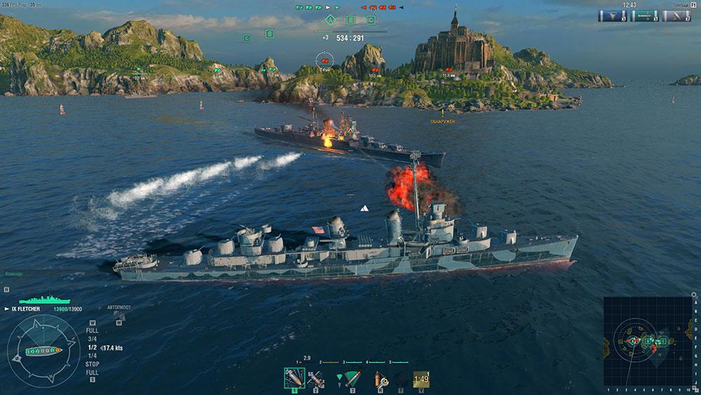 вов world of warships