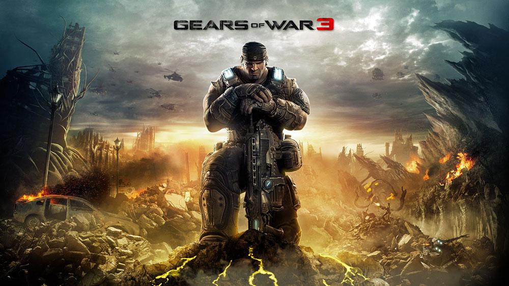 Gears of War на пк