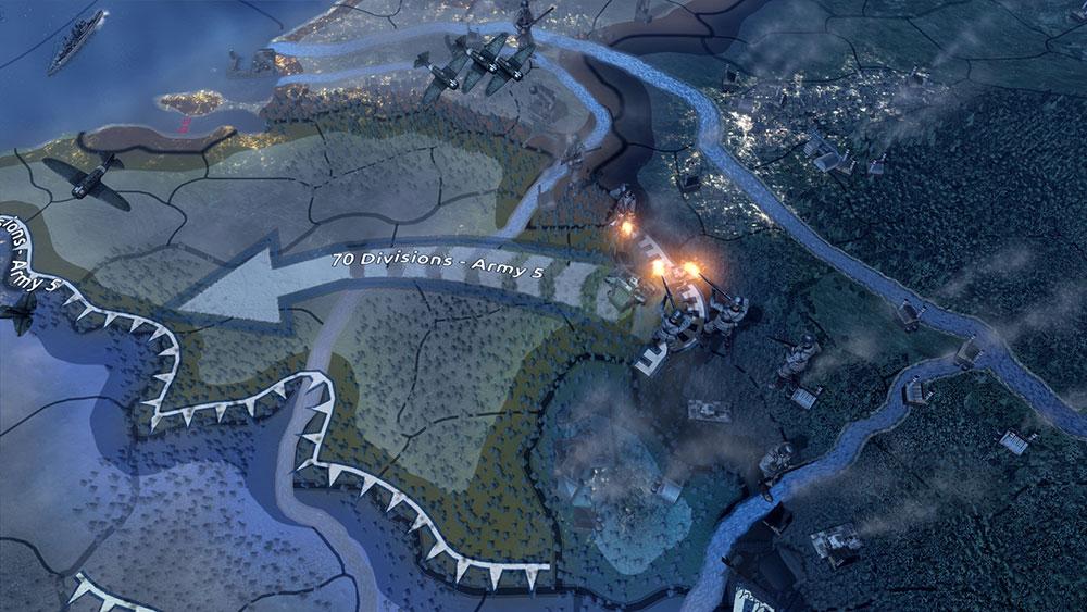 Hearts of Iron IV стратегия с военным уклоном