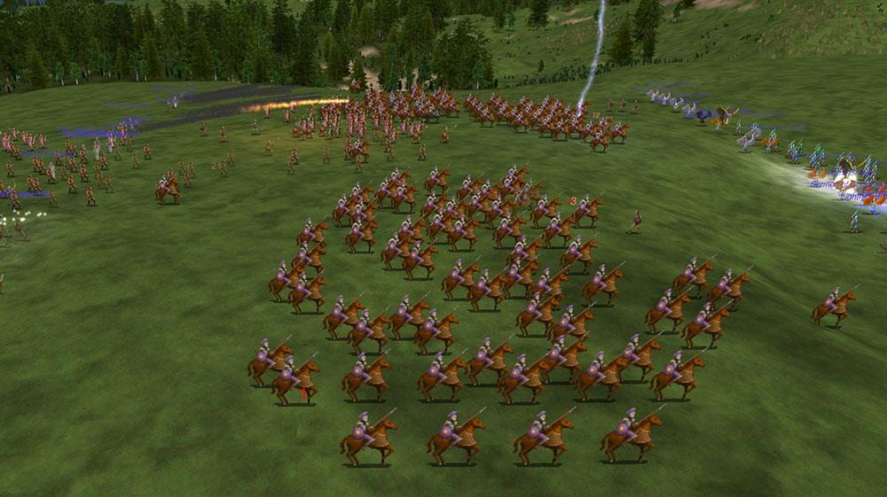 Dominions 5 игра на пк