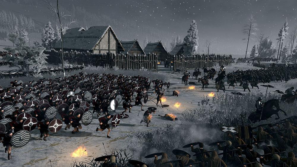 Thrones of Britannia и игры