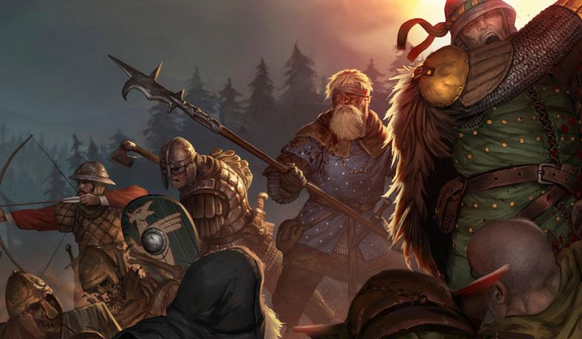 Battle Brothers фото из игры