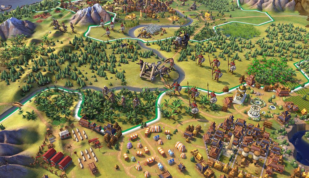 Глобальные стратегии на ПК: топ 31 игра в реальном времени