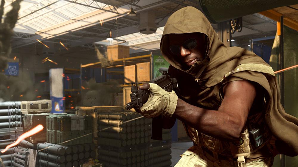 Call of Duty: Warzone в подборке