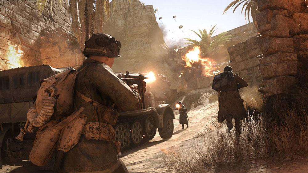 Call of Duty: WWII и нью часть