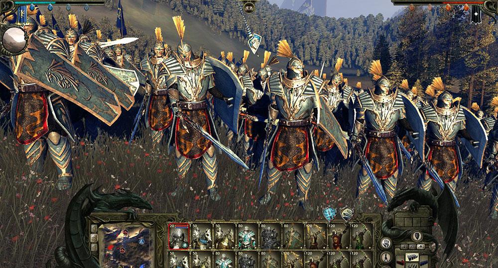 стратегия King Arthur
