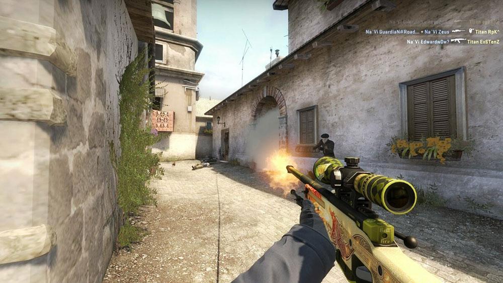 Counter-Strike на пк