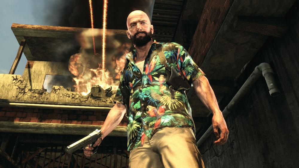 Max Payne 3 игрушка