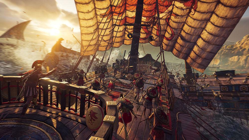 Odyssey фото игры