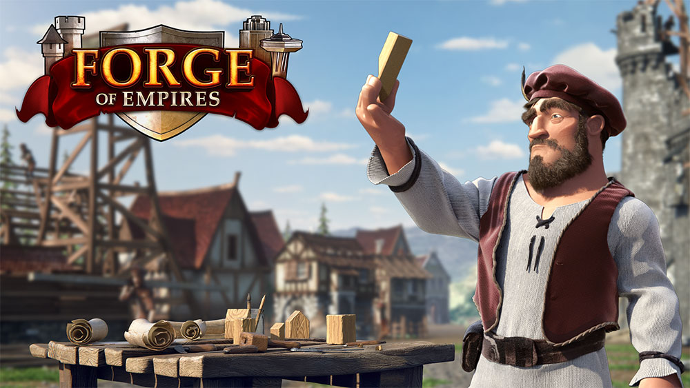 Forge of Empires новая