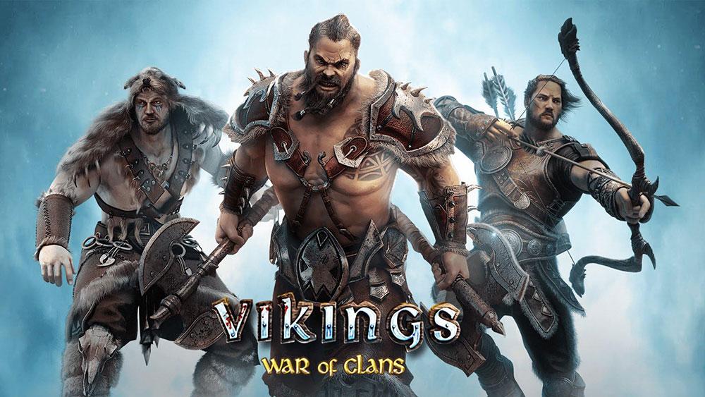 викингсы на пк