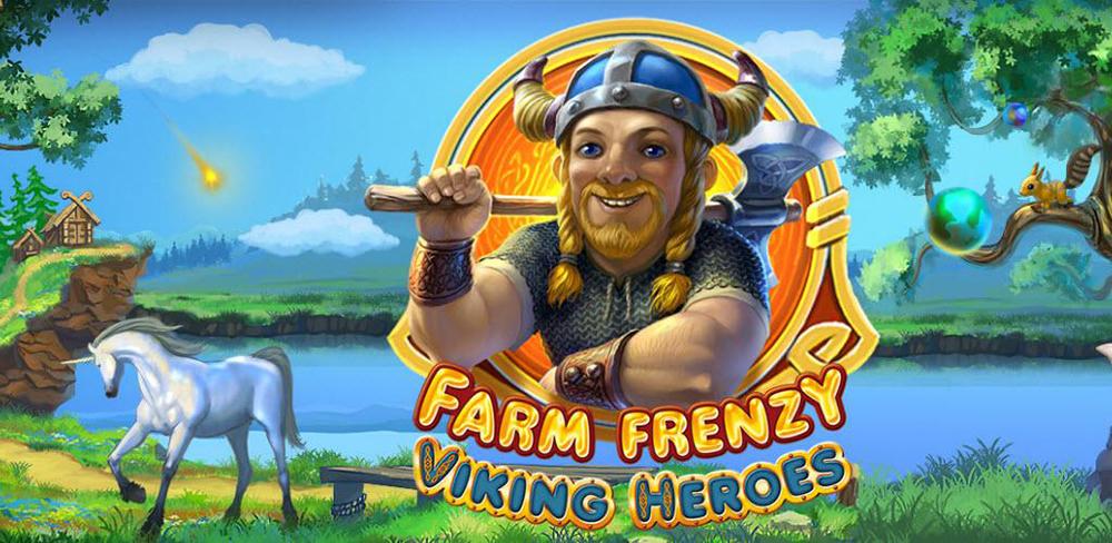 Farm Frenzy: Vikings игрушка