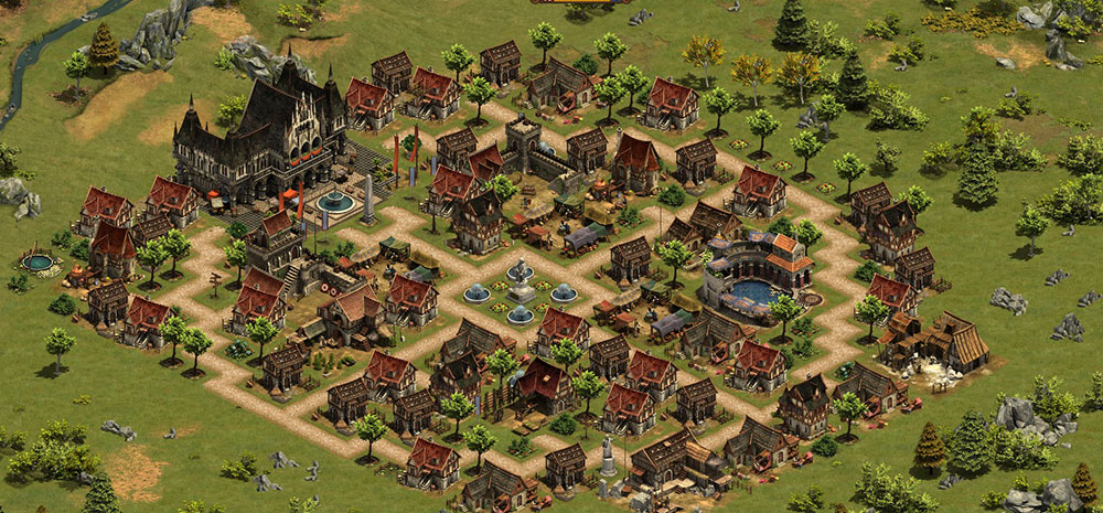 Forge of Empires браузерка