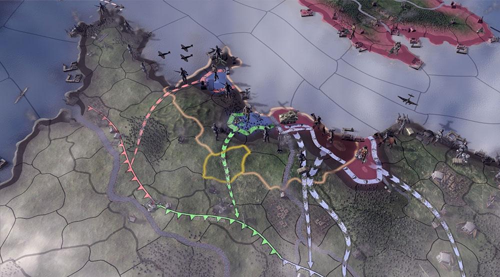 стратегия эрн