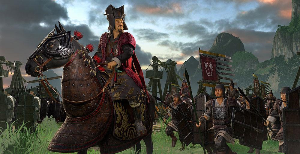 Total War: Three Kingdoms на пк