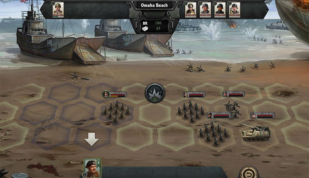Liberators военная стратежка
