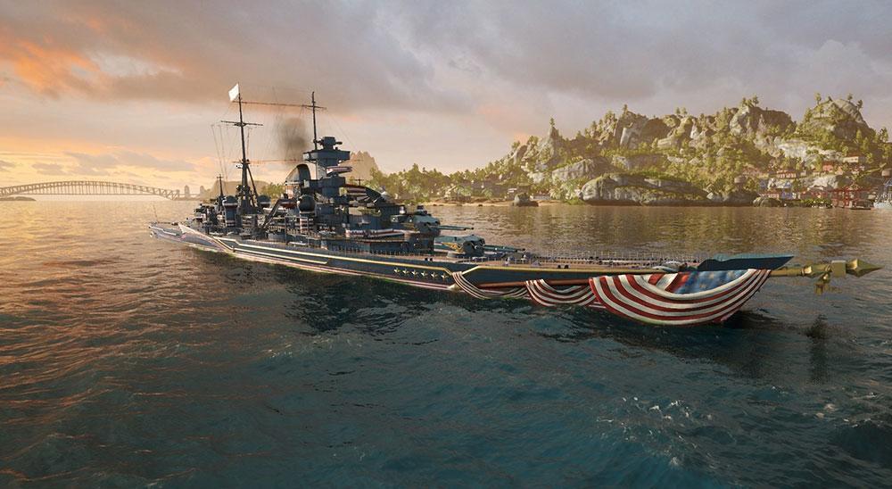 Refight: The Last Warship игра