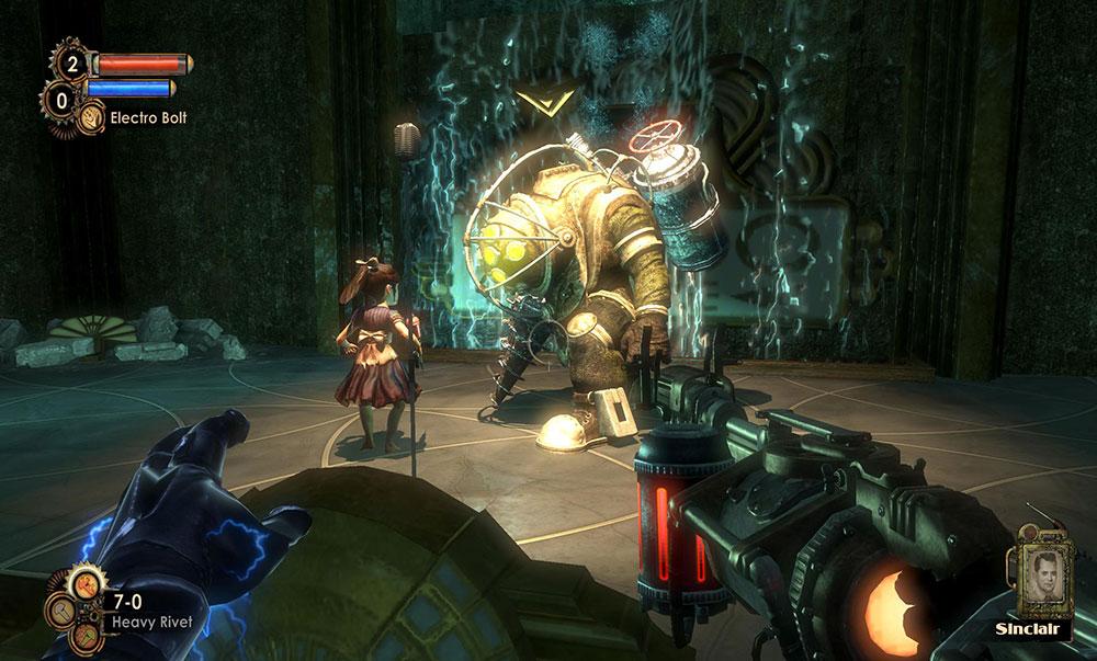 BioShock 1 шутер для слабого пк