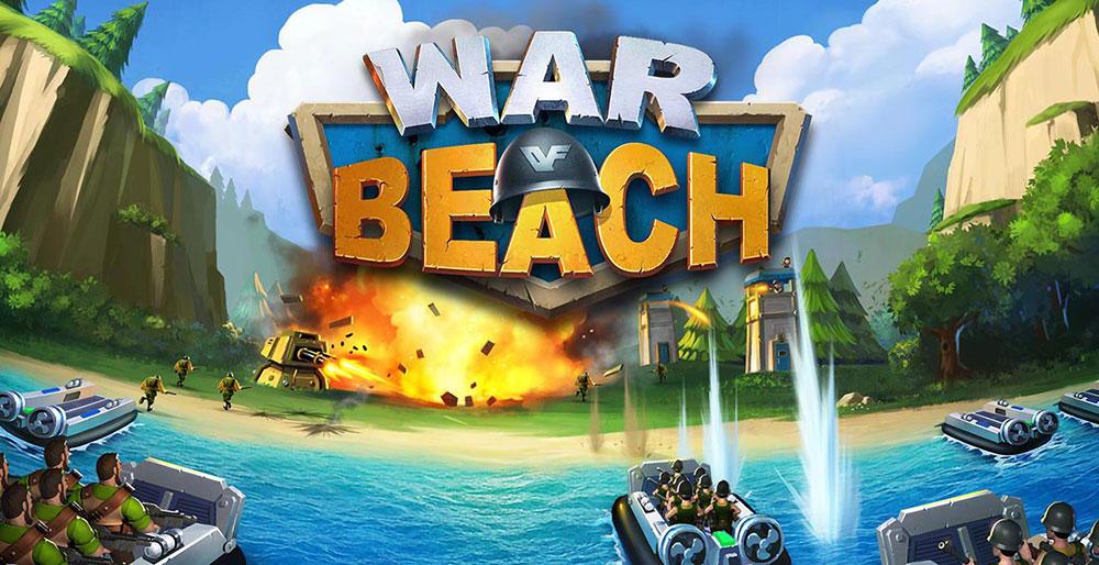 игра War of Beach