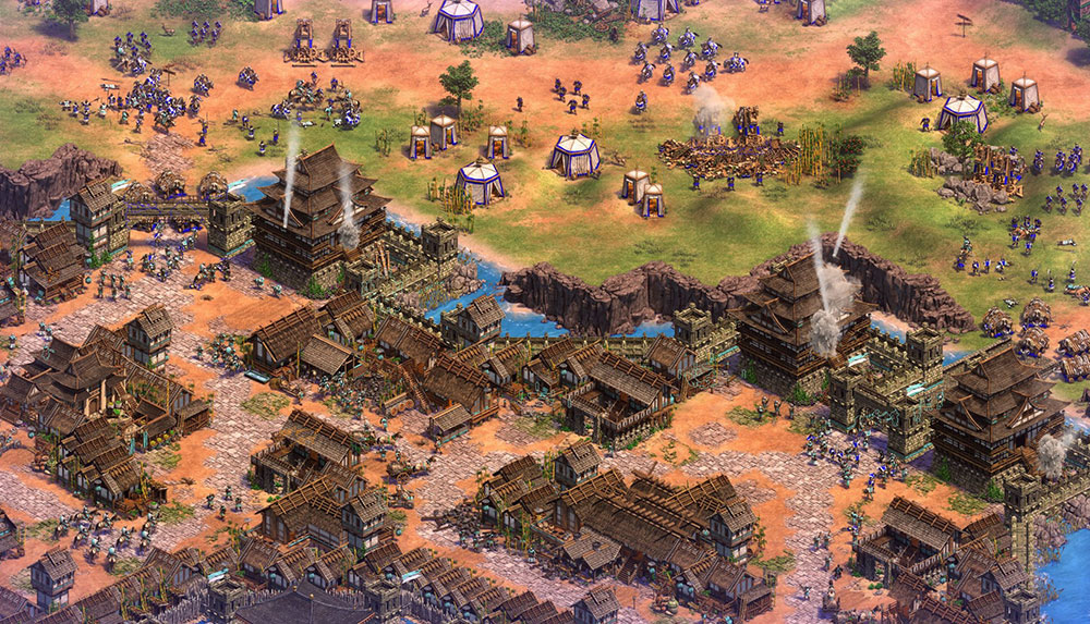 Age of Empires стратежка