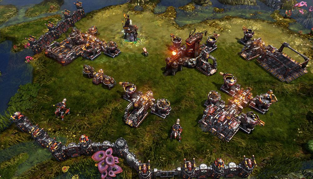 Grey Goo фото игры