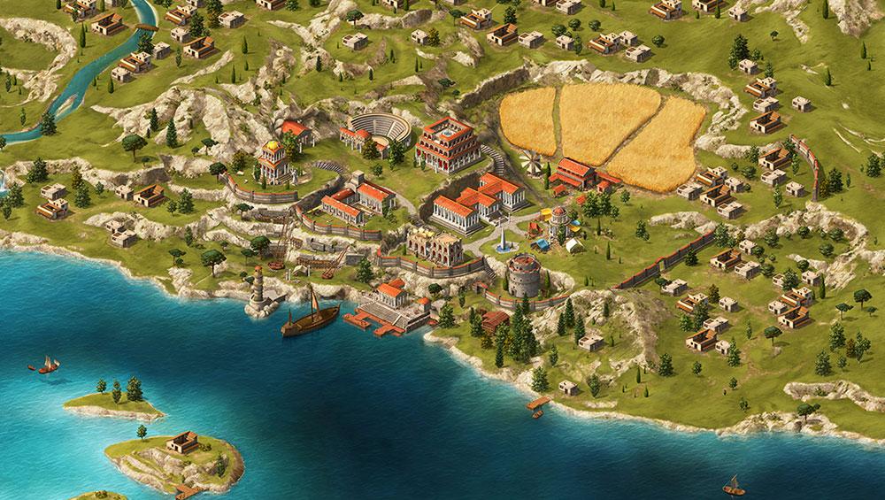 стратегия Grepolis