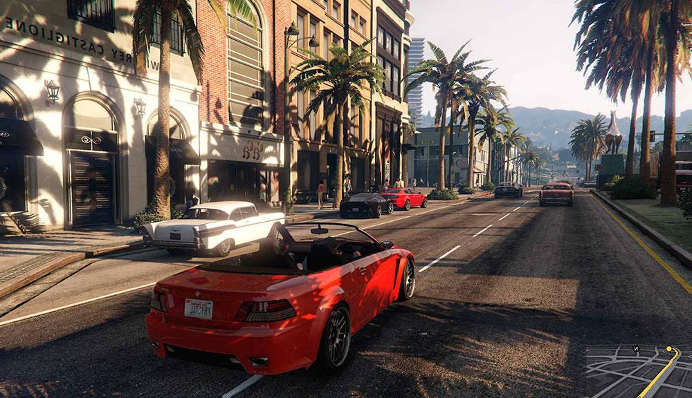 Grand Theft Auto V фото