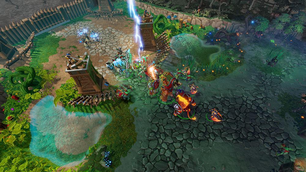 игра Dungeons 3