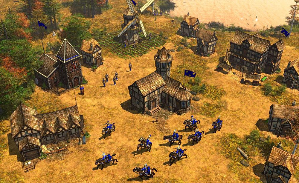 Age of Empires 3 фоточка