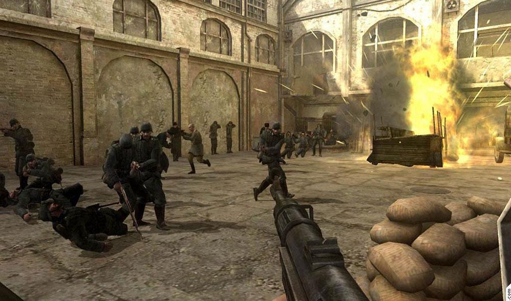 Commandos: Strike Force фото игры