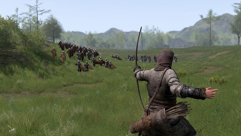 Mount & Blade II: Bannerlord часть 2