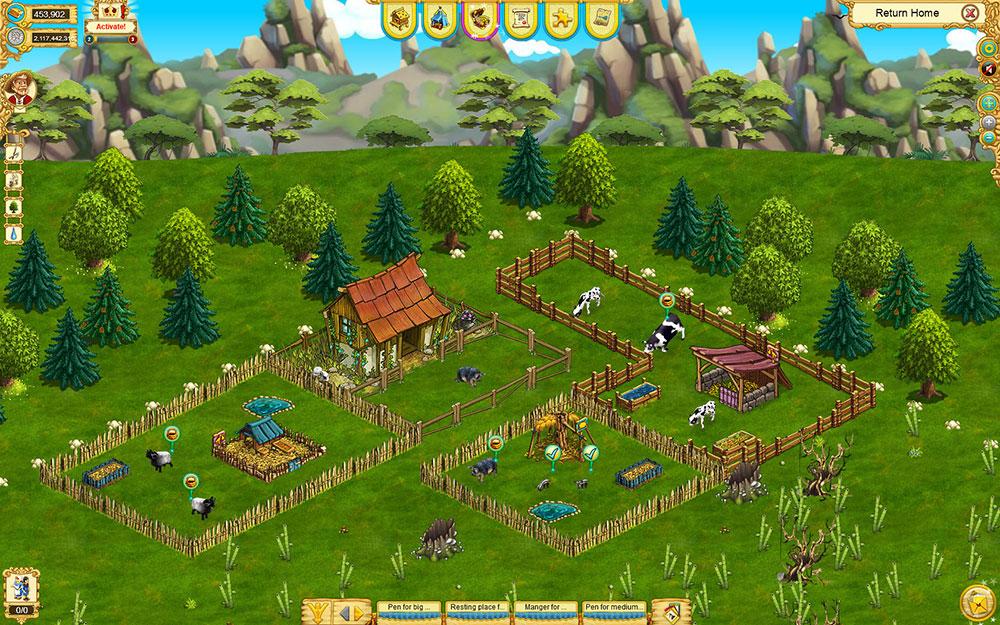 фермы игры на пк