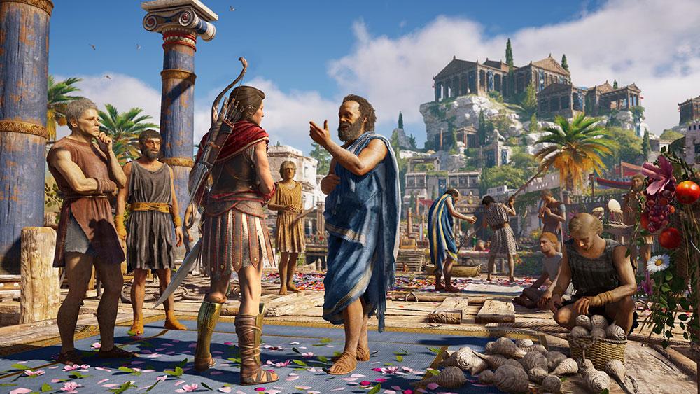 Odyssey фотография игры