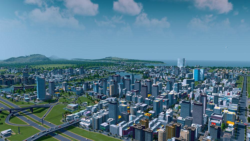 постройки в Cities: Skylines