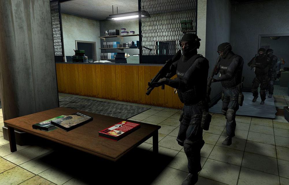 SWAT 4 фото из игры