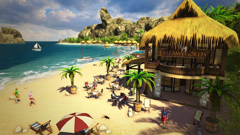Tropico 5 фото игрушки