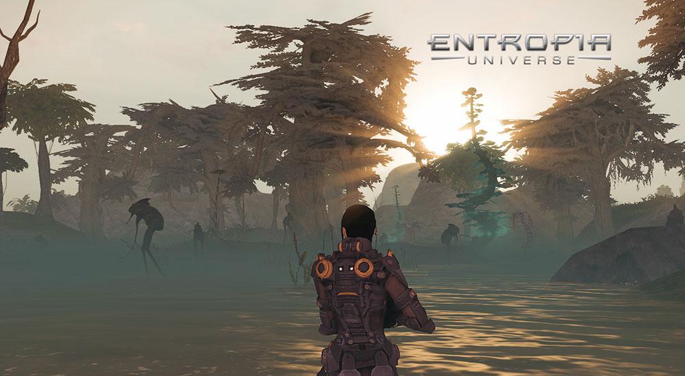 Entropia Universe шутер