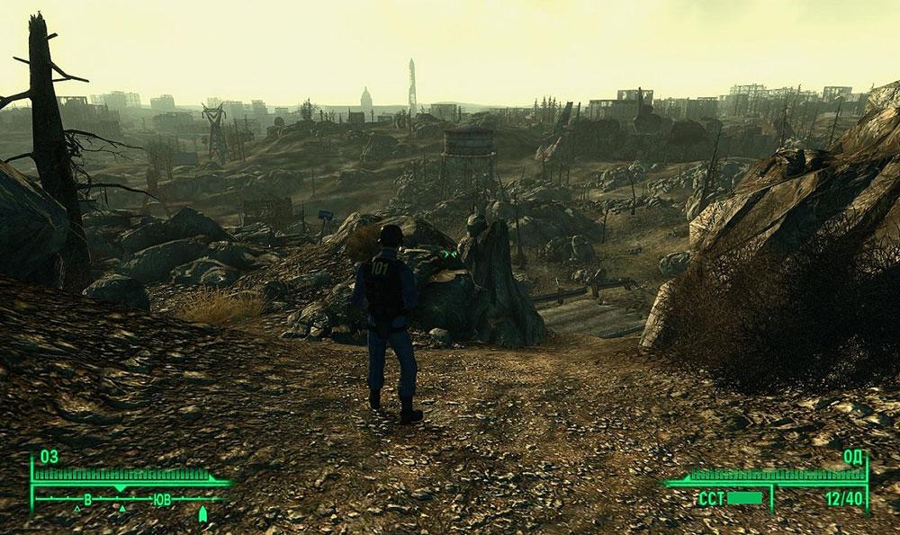 Fallout 3 фото игры