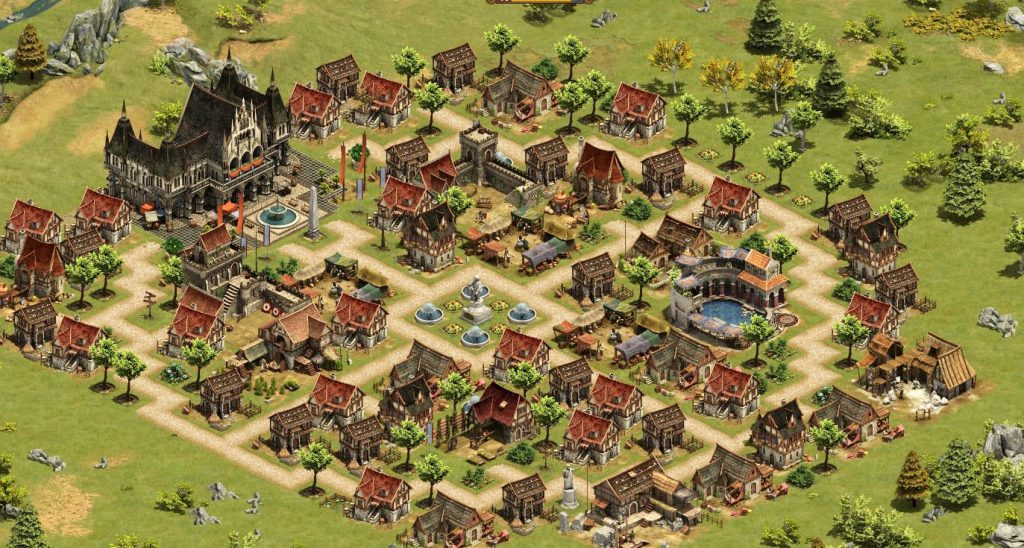 Forge of Empires онлайн стратежка