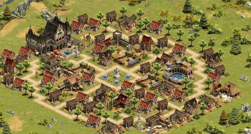 Forge of Empires онлайн стратежка