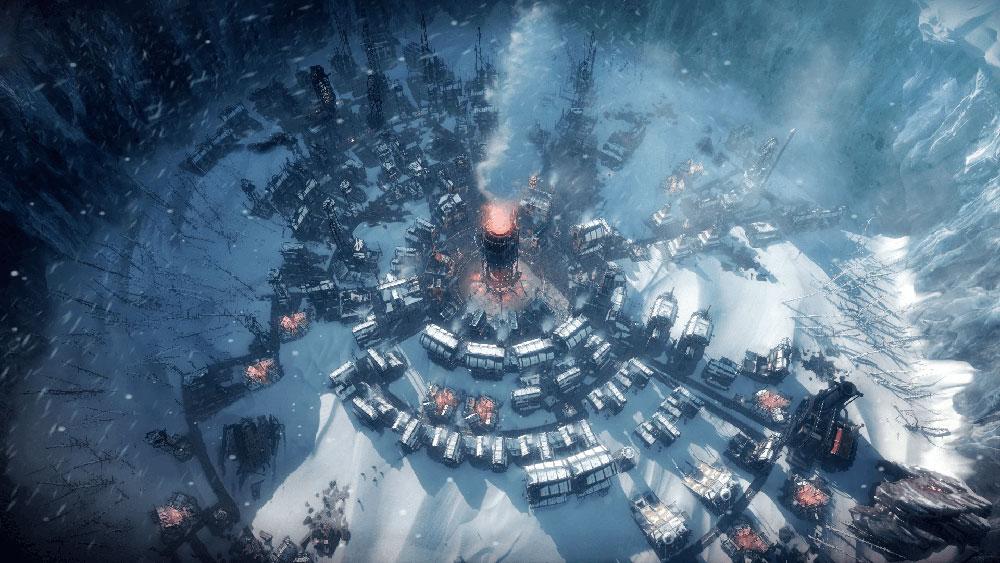 Frostpunk фото игры