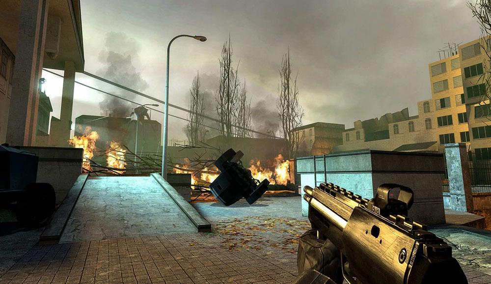 Half Life 2 фото из игры