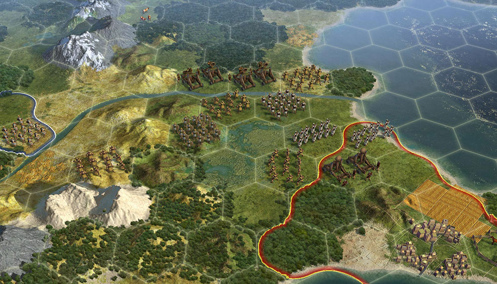 Civilization V игрушка