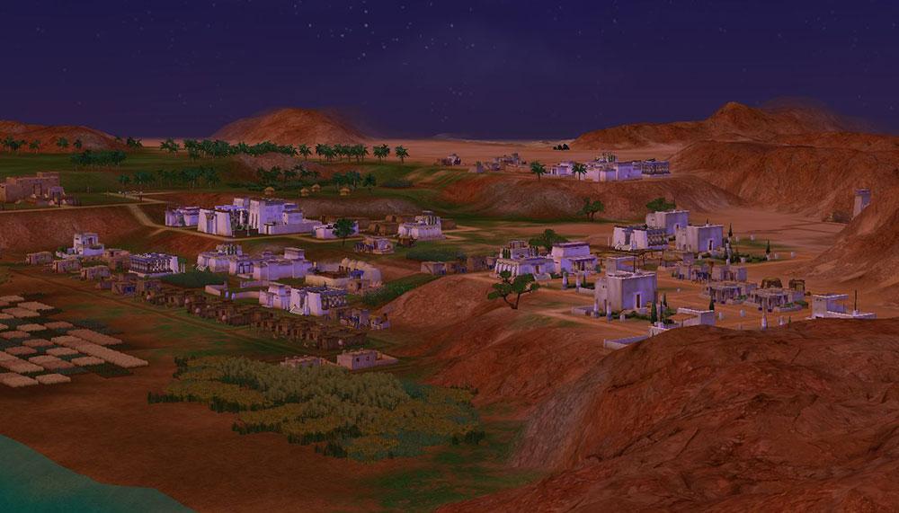 Immortal Cities