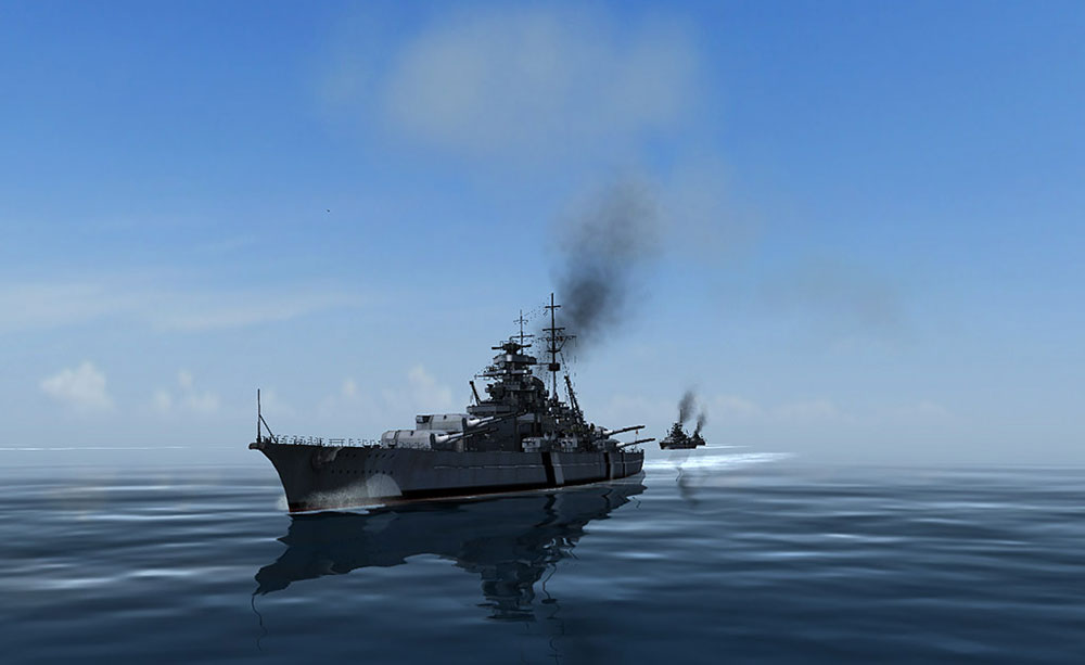 Pacific Storm Allies фото игры
