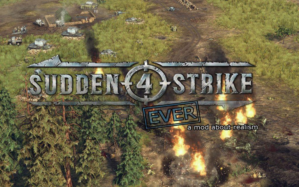моды для Sudden Strike 4